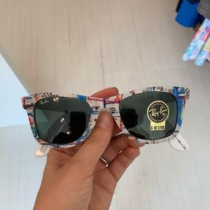 Ray Ban NYC Map Limited Edition!!